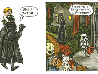 Darth Vader e filho Lda.