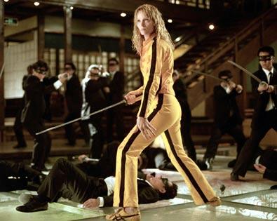 """Quentin Tarantino, UMa Thurman, UMa Thurman"