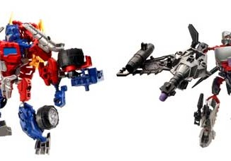 Transformers construct bots