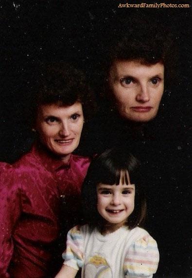 """""""Lembra-te filha, a cabeça reprovadora da mãe vai estar sempre contigo""""."""