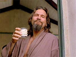 The Dude - Big Lebowski