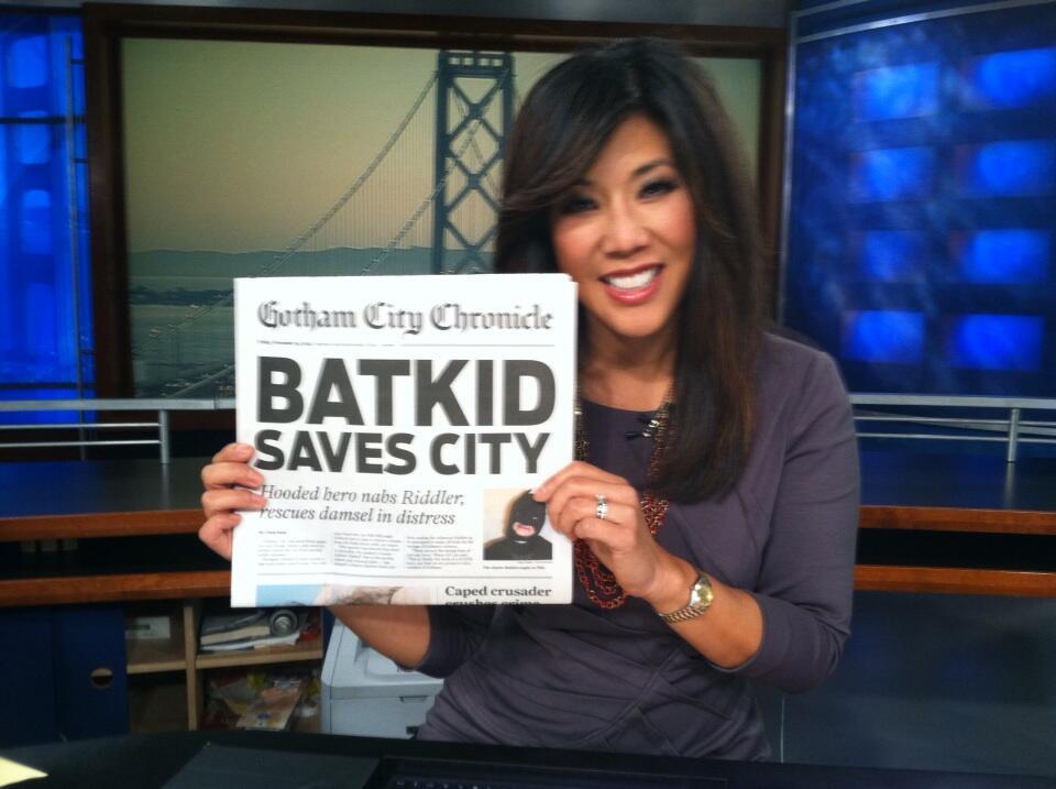 O San Francisco Chronicle até preparou uma edição especial.