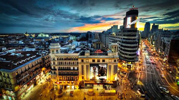 Madrid Noite